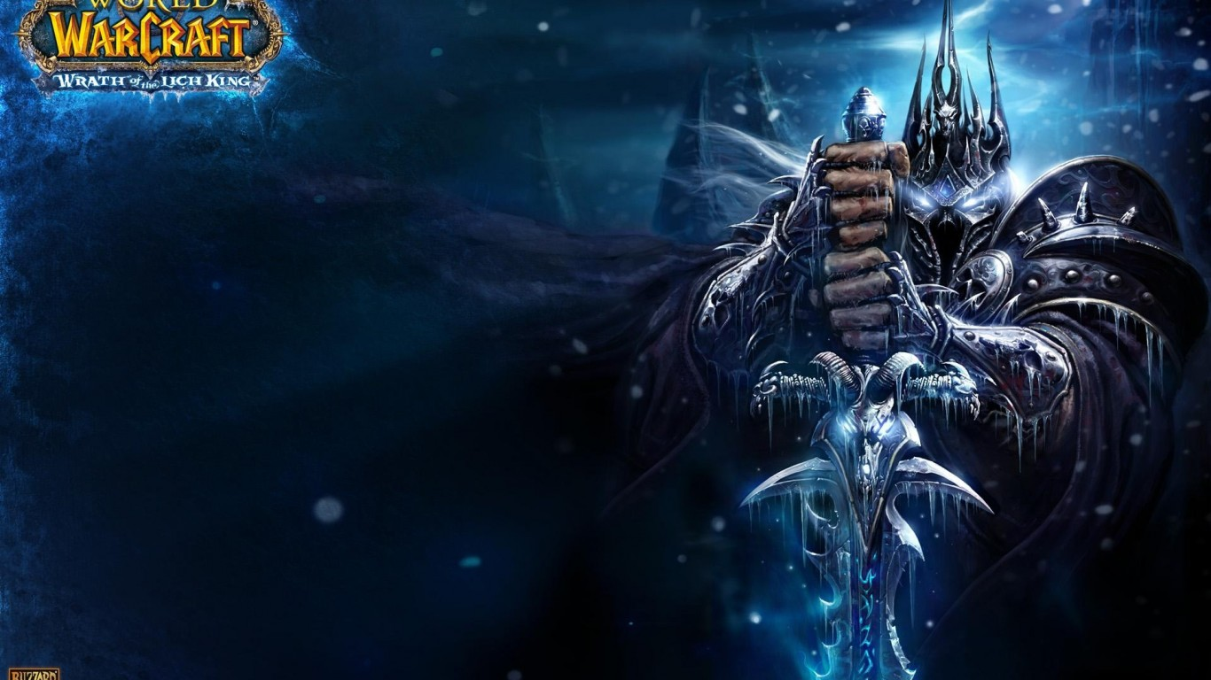 orgwallpapers1366x768woworld of warcraft 2 wallpapersjpg 1366x768