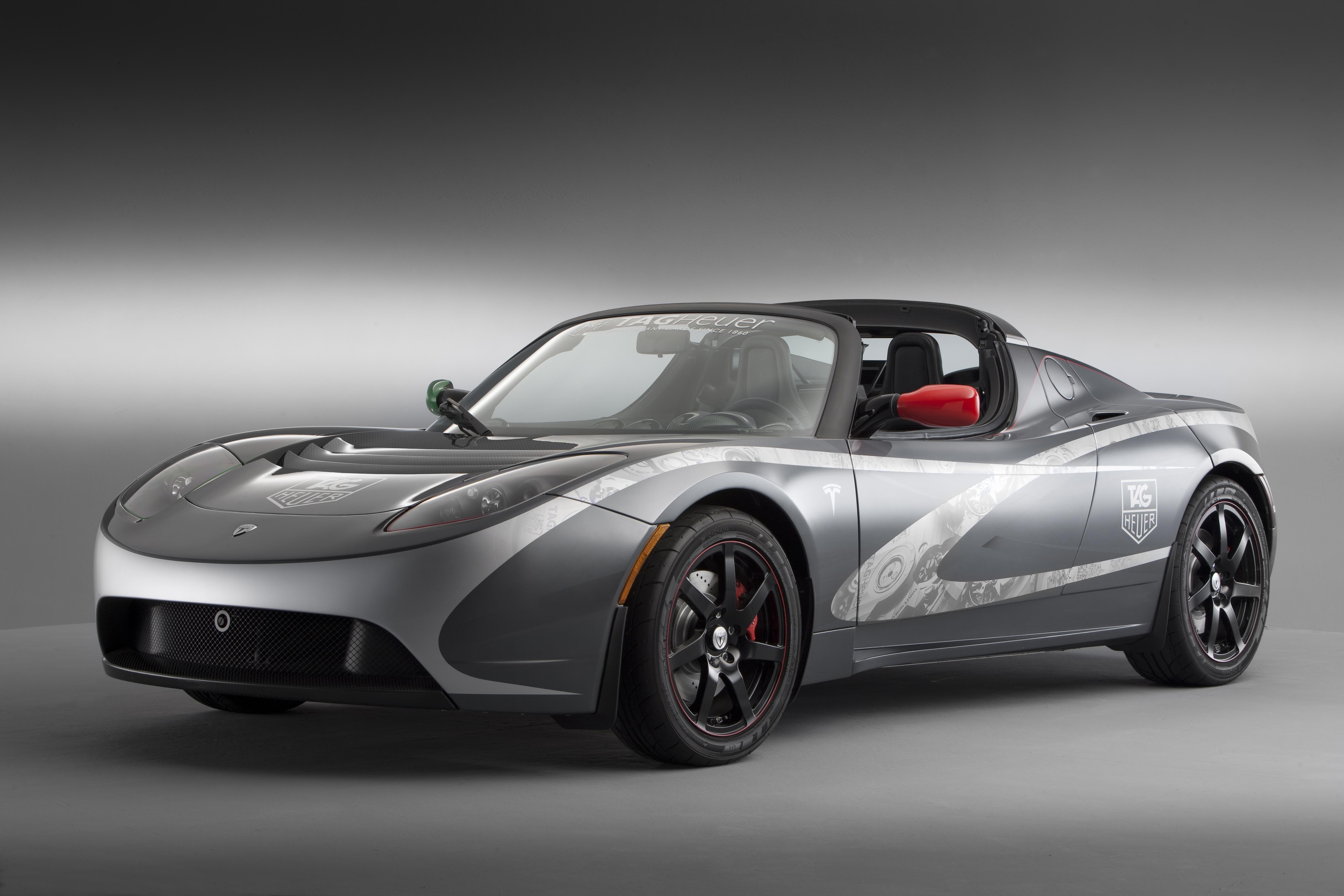 Who Invented Tesla Motors - Tesla Image