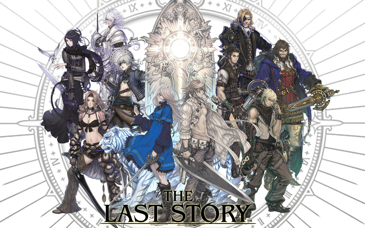 The last story wallpaper wallpapersafari - The last story hd ...