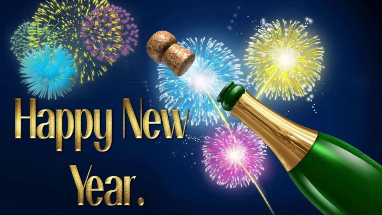 2020 Happy new year Whatsapp Status Video Greeting Quotes 1280x720