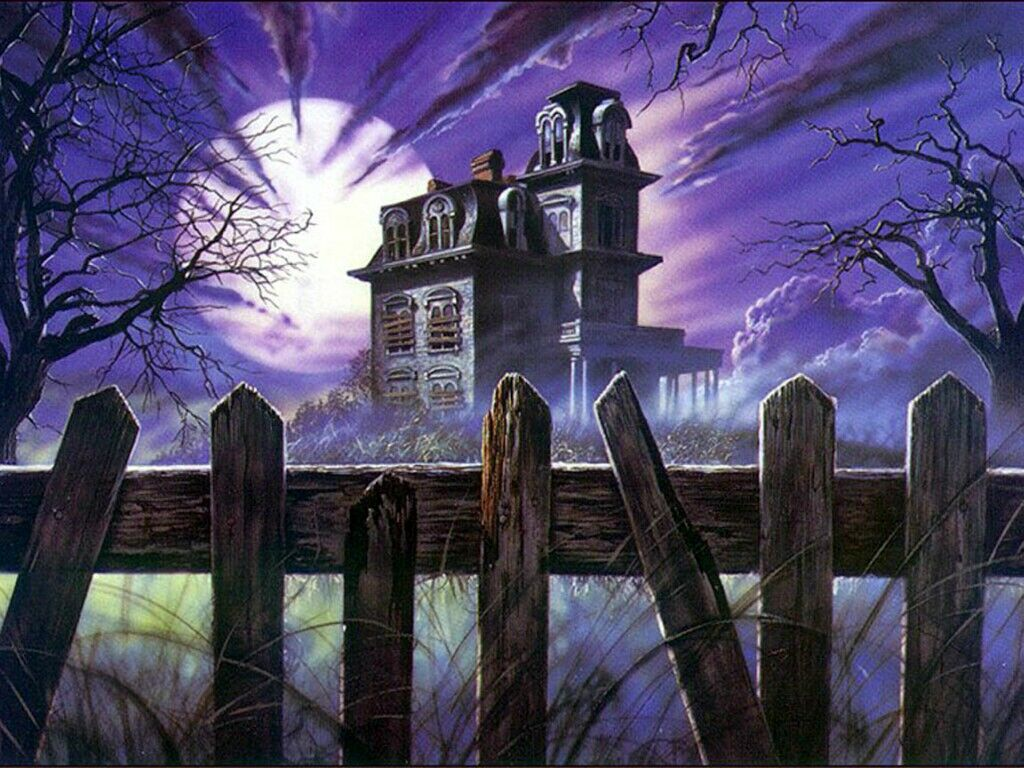 scary Halloween wallpapers that you can use for your desktops 1024x768