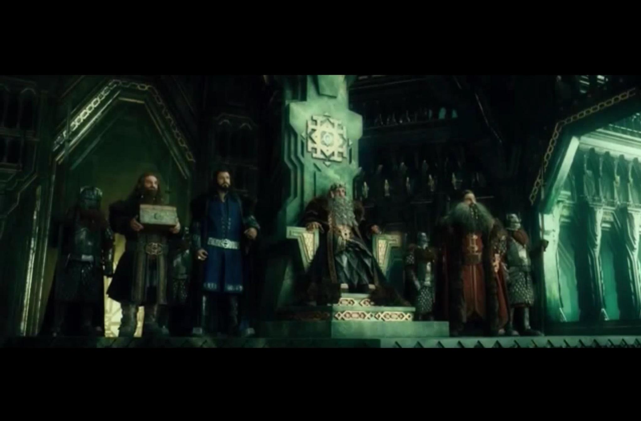 Erebor Hobbit 93024 ZWALLPIX 2041x1342