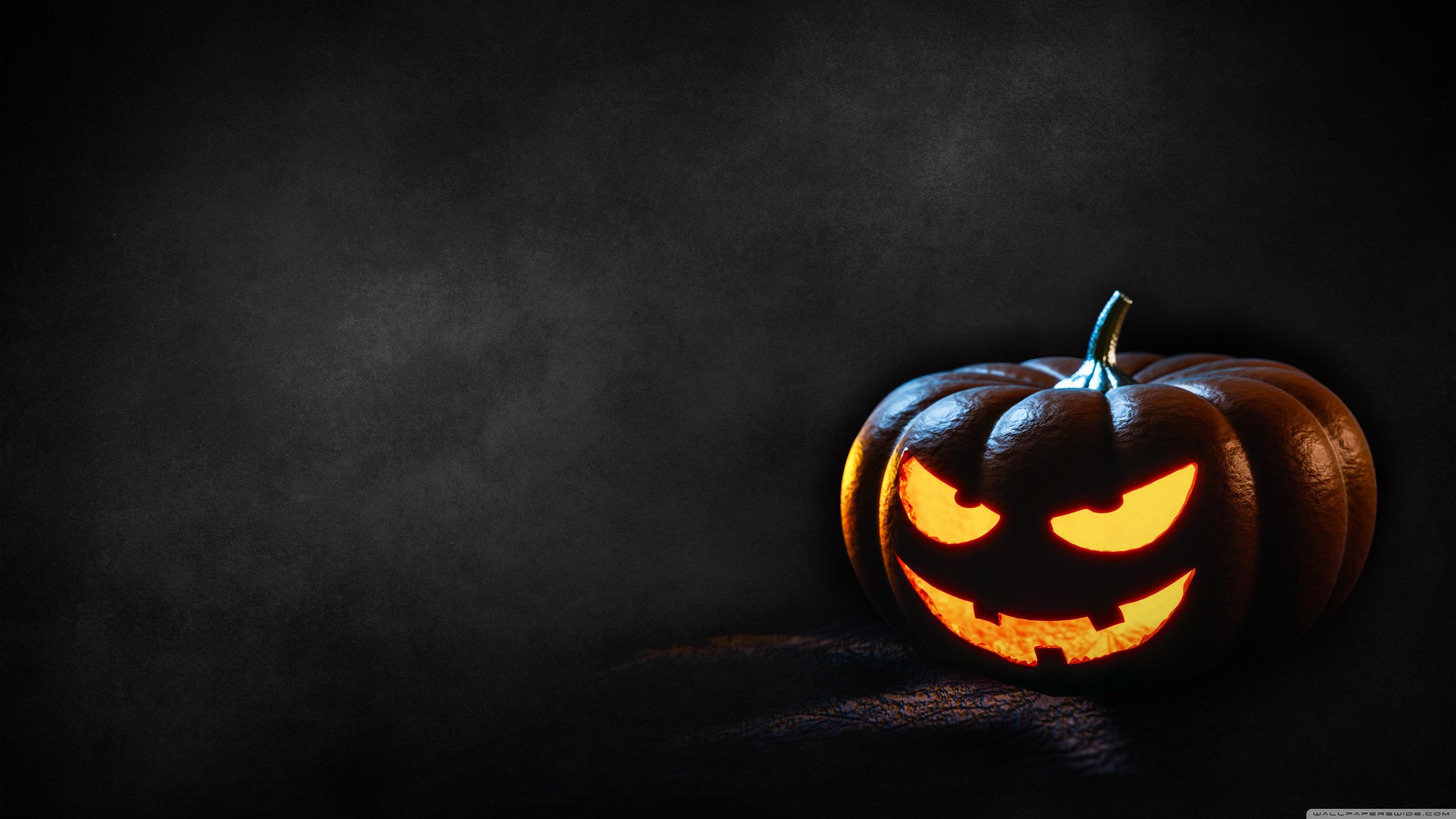 66 3D Halloween Wallpapers on WallpaperPlay 3840x2160