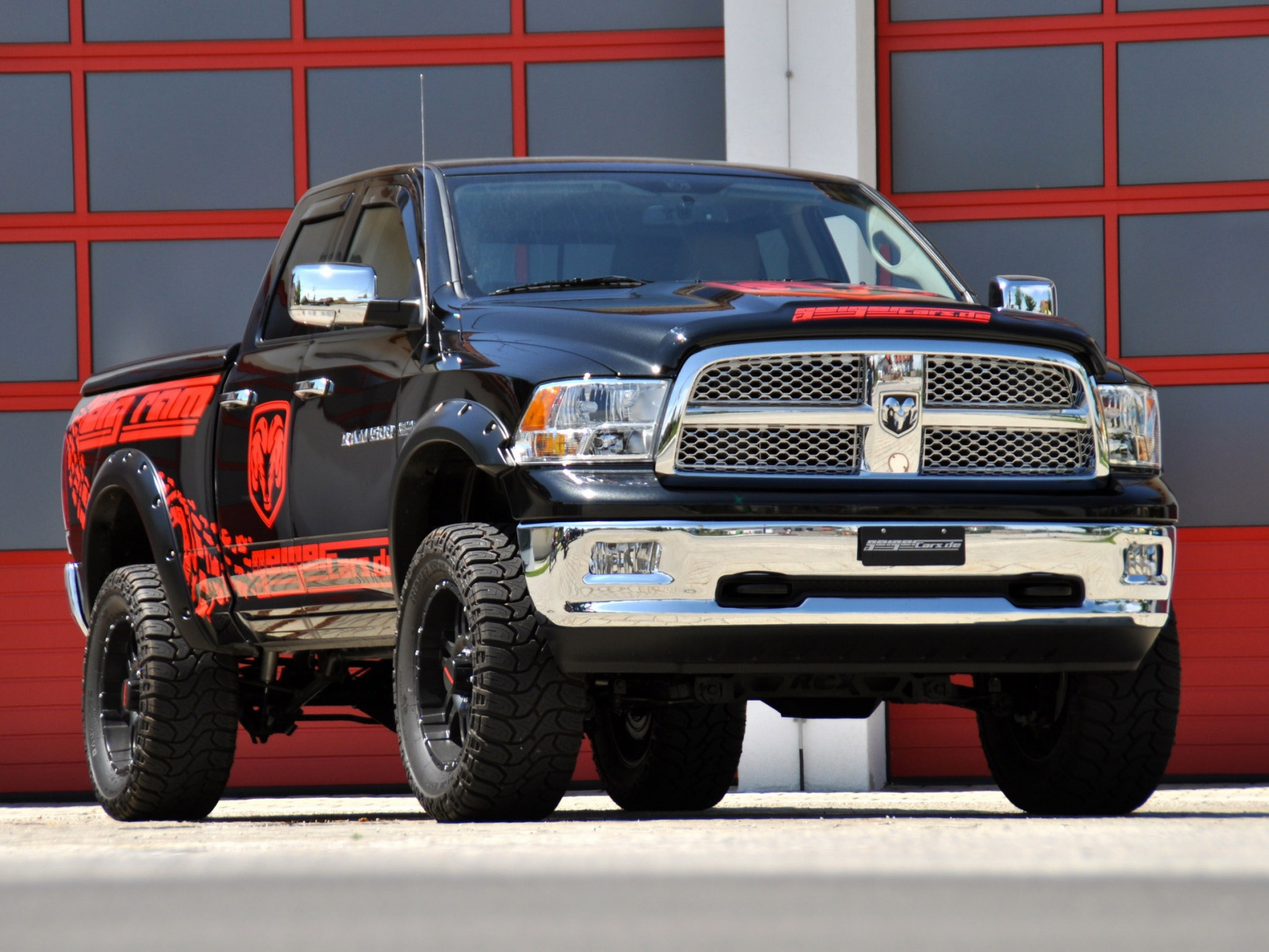 2012 Dodge Ram 1500 truck trucks offroad 4x4 wallpaper background 1734x1301