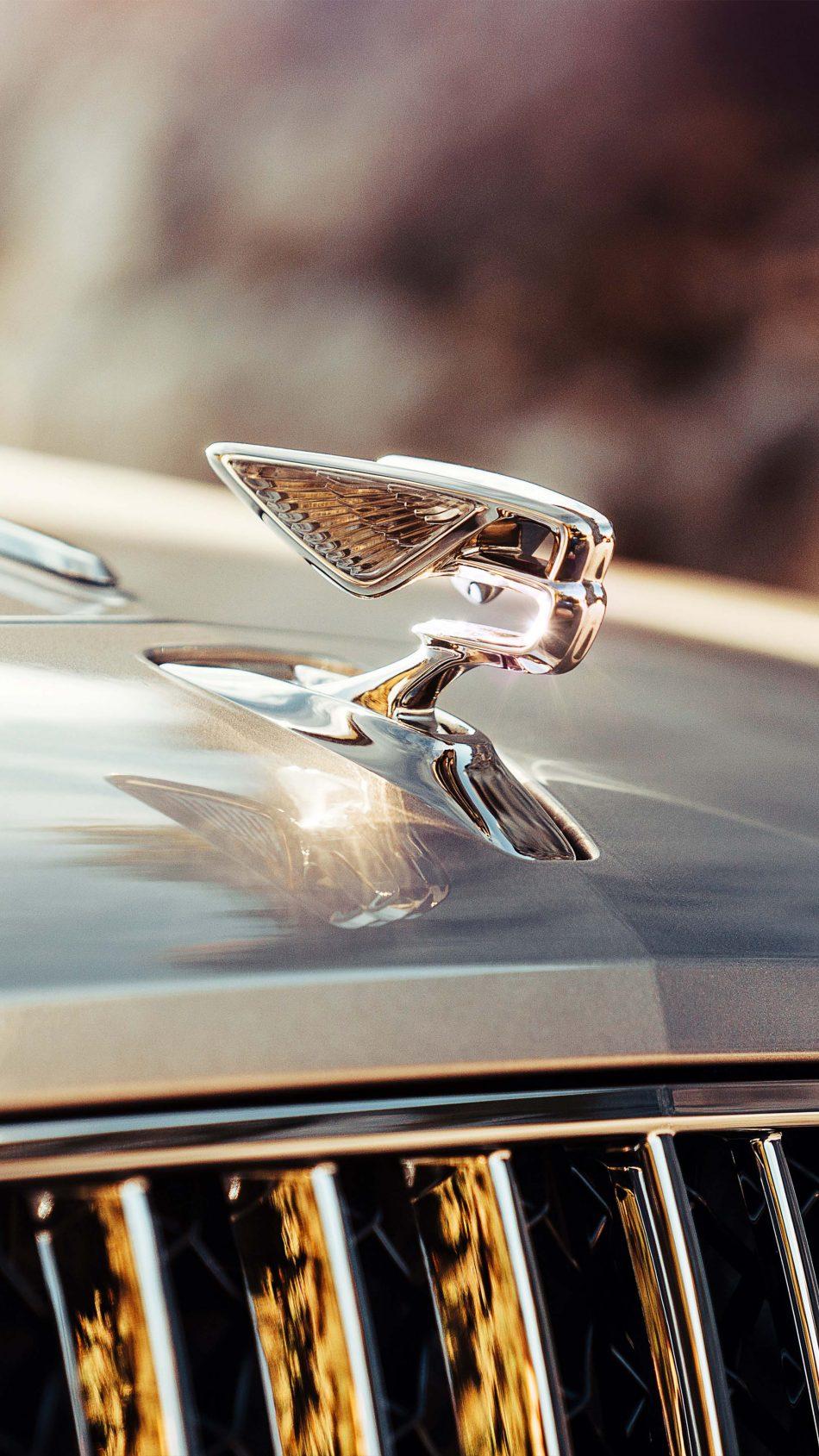 Bentley Flying Spur 2020 4K Ultra HD Mobile Wallpaper 950x1689