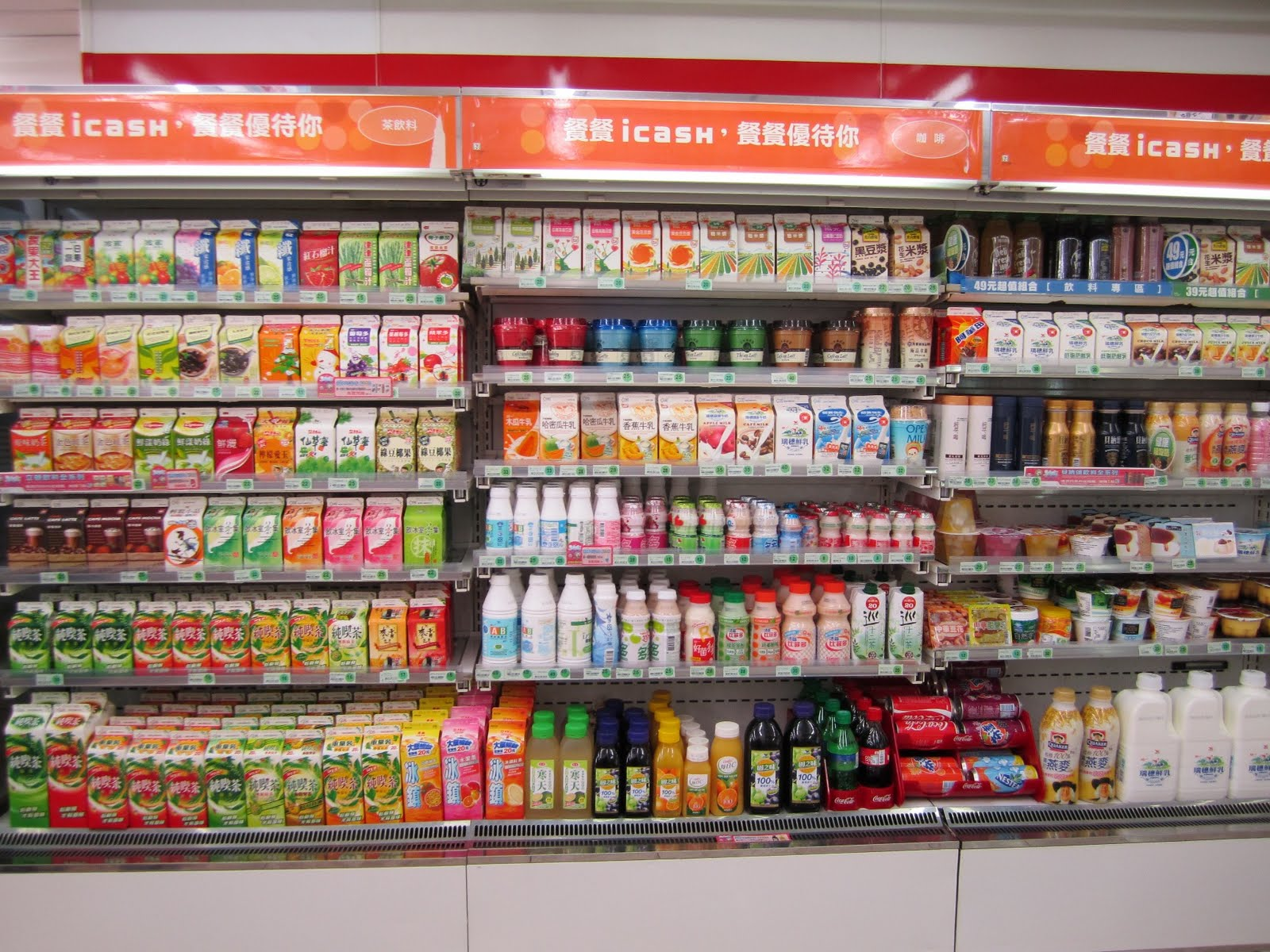 Taiwan   cost of living Convenient Stores in Taiwan   how much 1600x1200