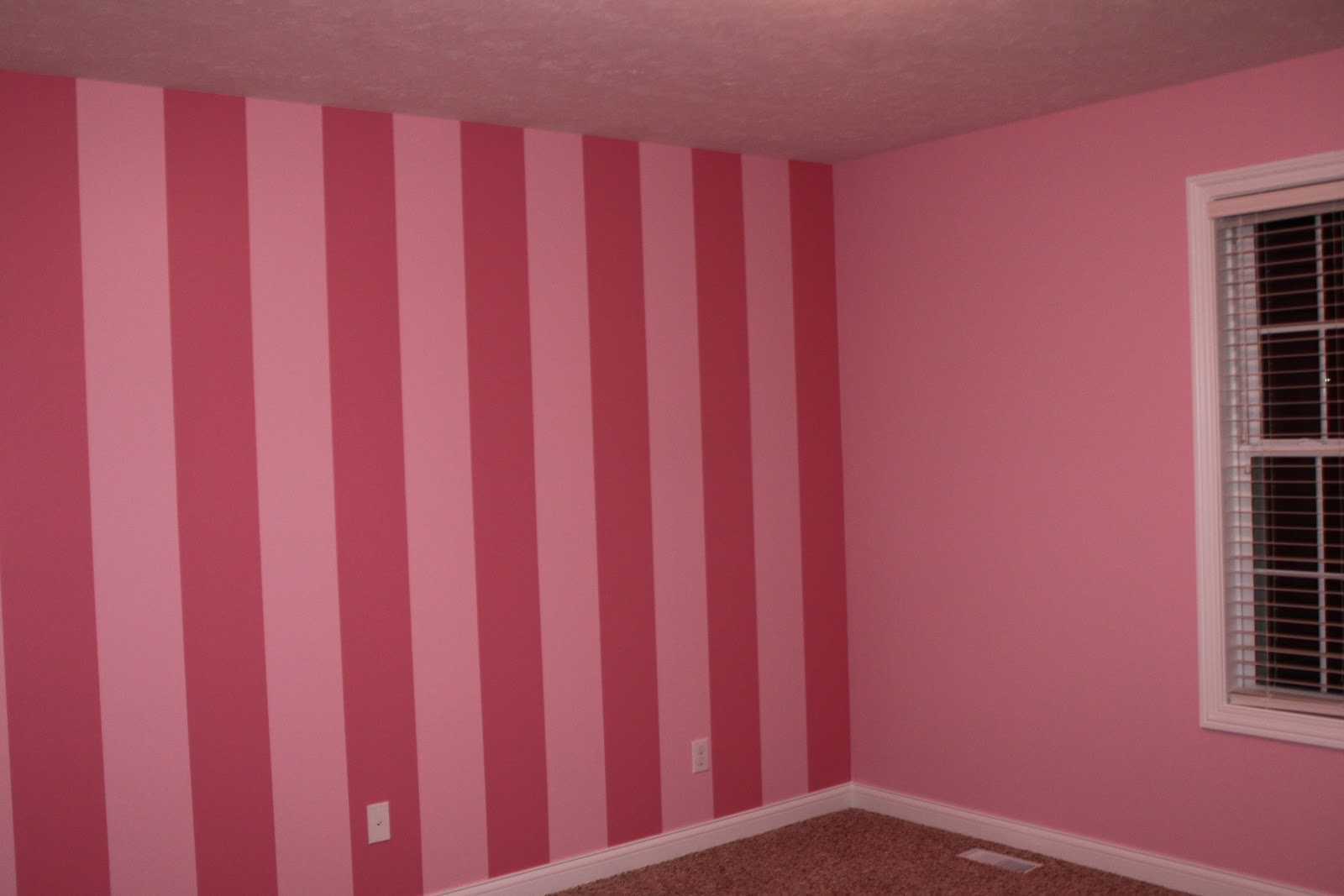 Day By Day On Butler Hill: Lexiu0027s Room Is Painted!