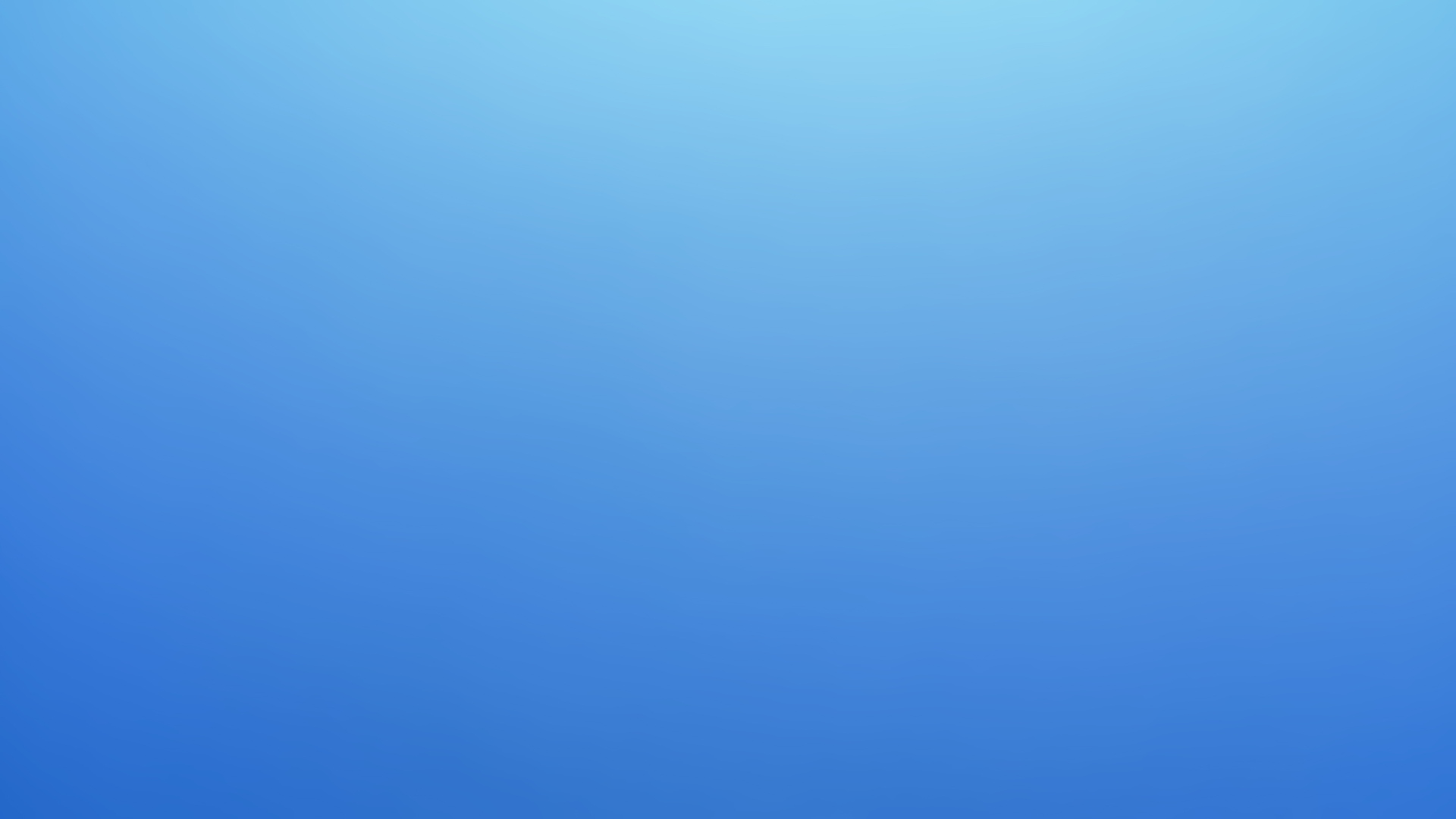 blue sky brigtht to the top 1920x1080