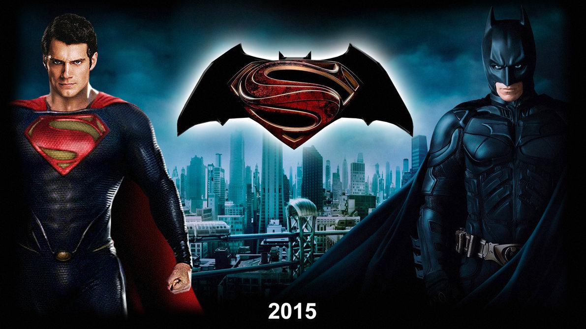 Superman vs Batman Wallpaper by LoganChico 1191x670