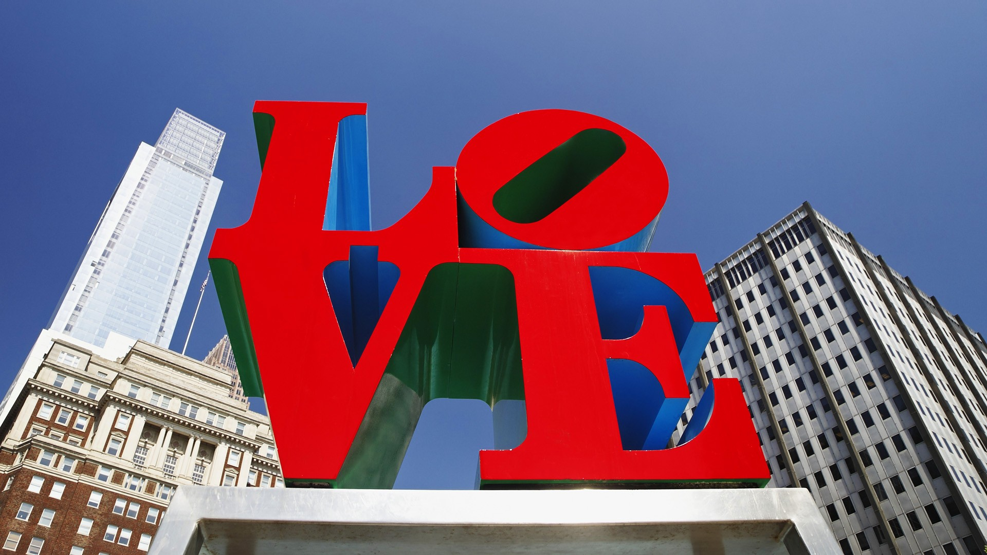 Love Philadelphia Wallpaper 1920x1080