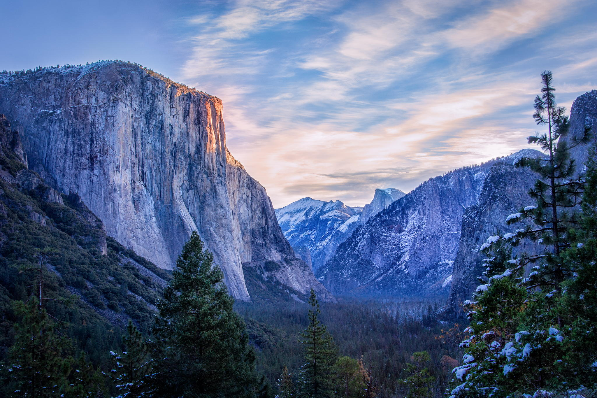 Yosemite   Desktop Wallpaper 2048x1365