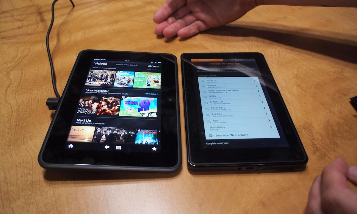 Kindle Fire HD v Kindle Firejpg 1200x720