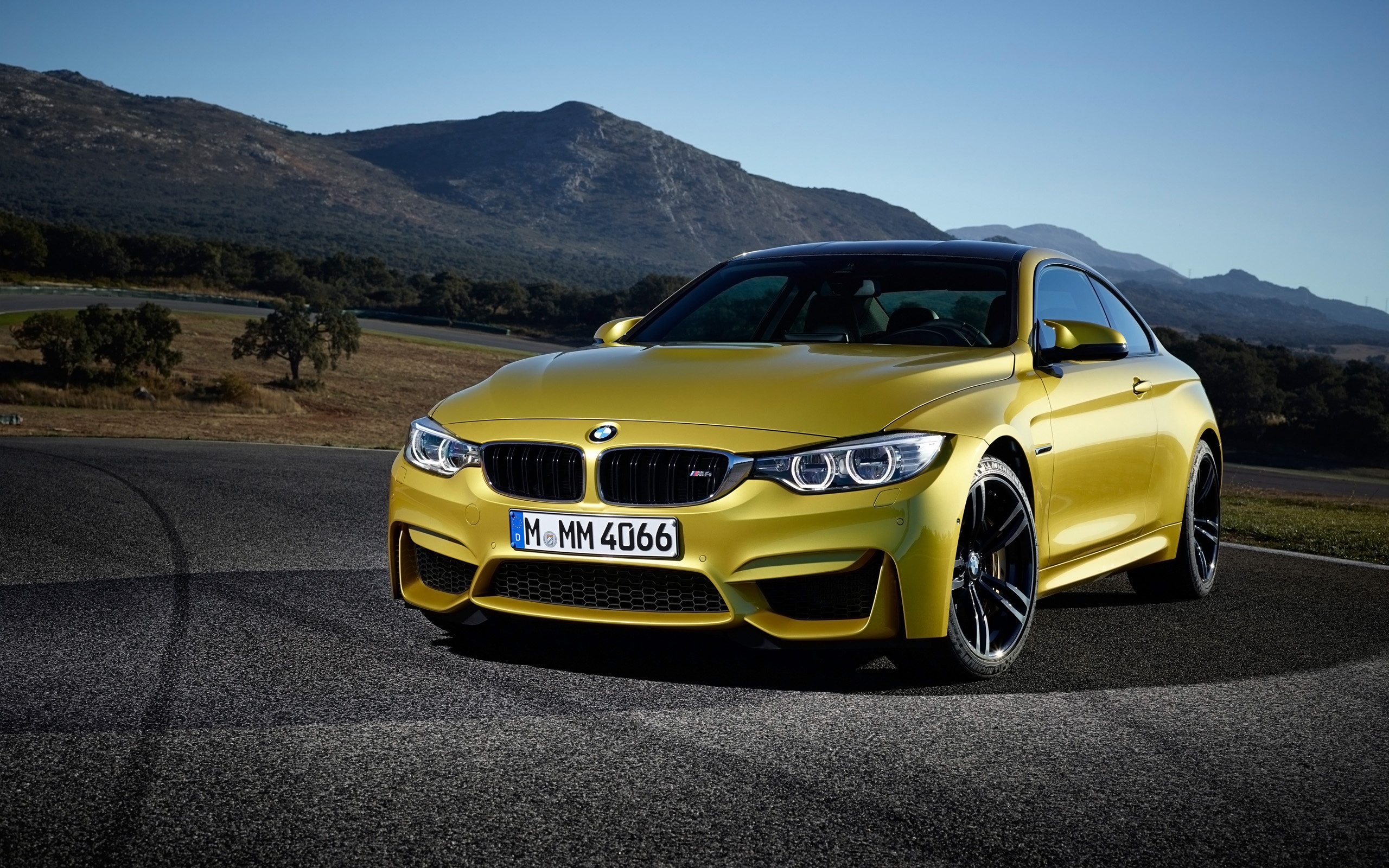 2014 BMW M4 Coupe Wallpaper HD Car Wallpapers 2560x1600