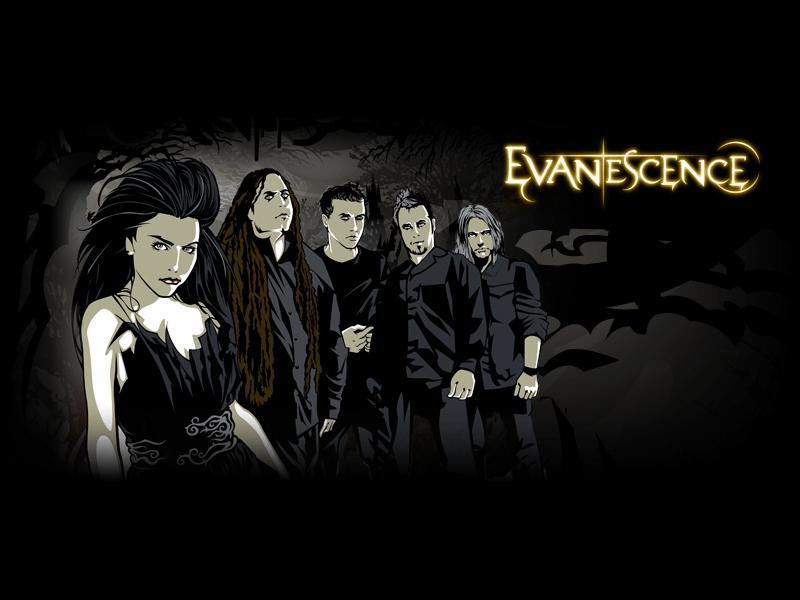 Evanescence Logo Wallpaper Evanescence evanescence 800x600