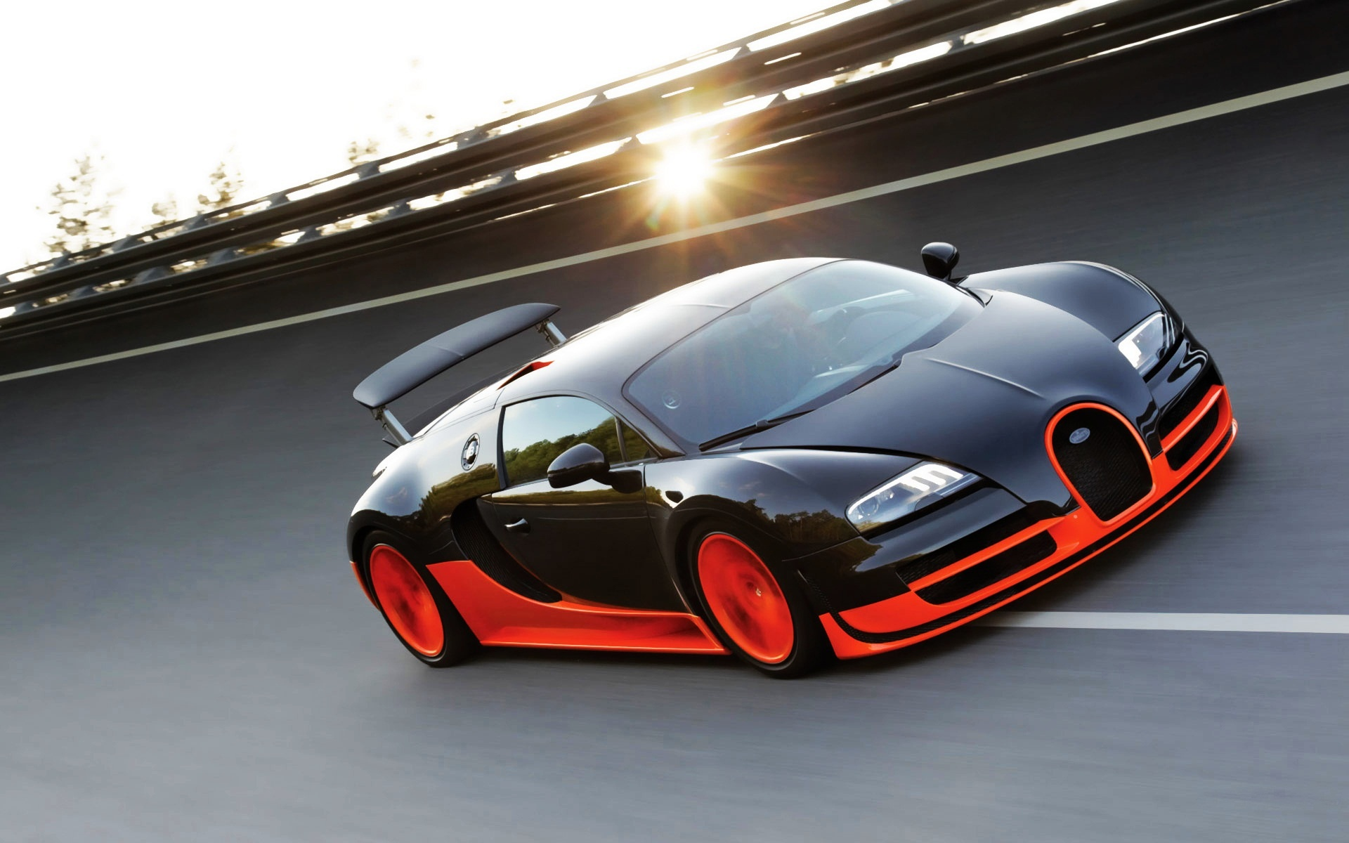 Bugatti Veyron Super Sport Wallpaper 1920x1200