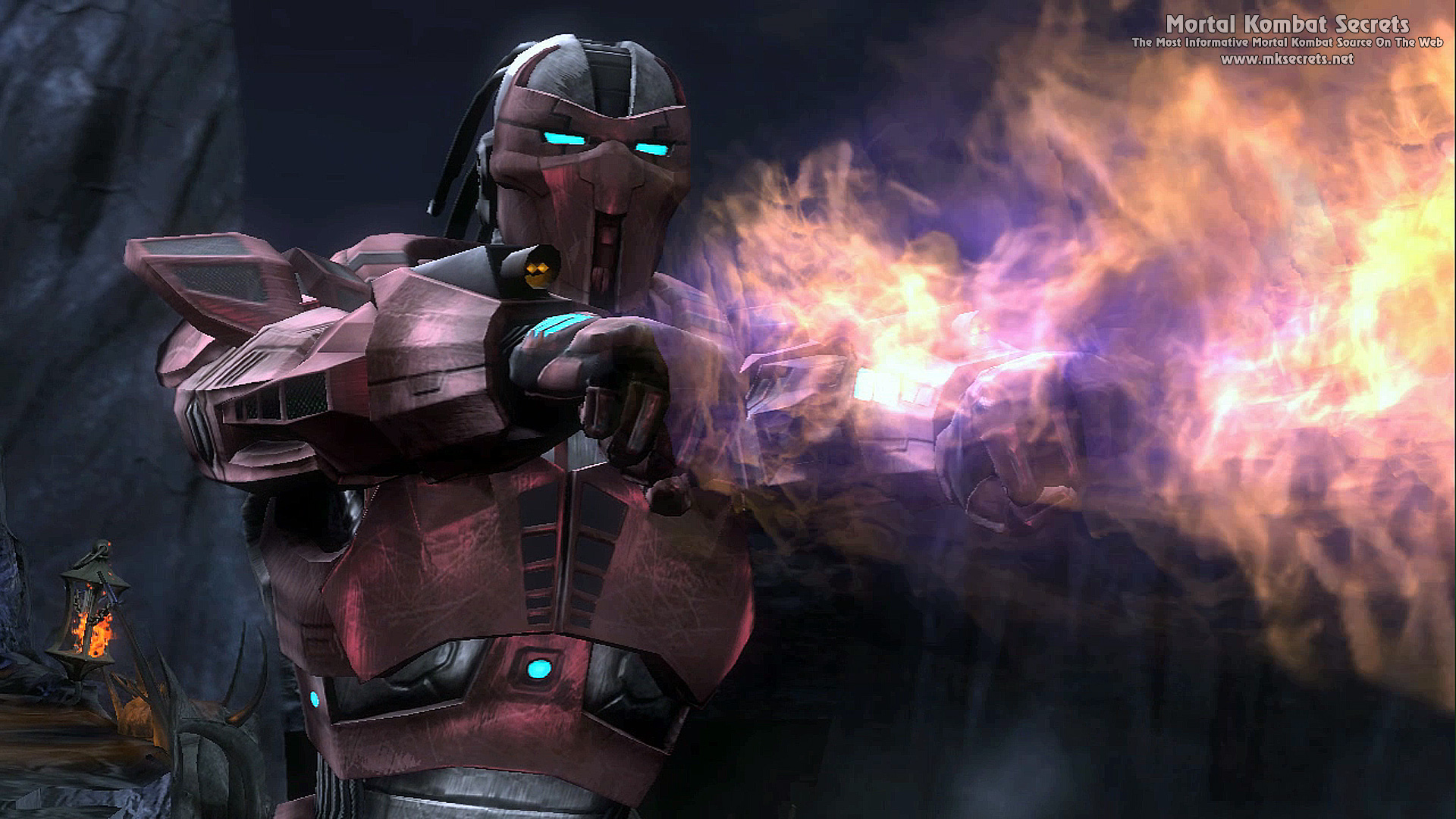 Mortal Kombat 9 Sektor wallpaper   168640 1920x1080