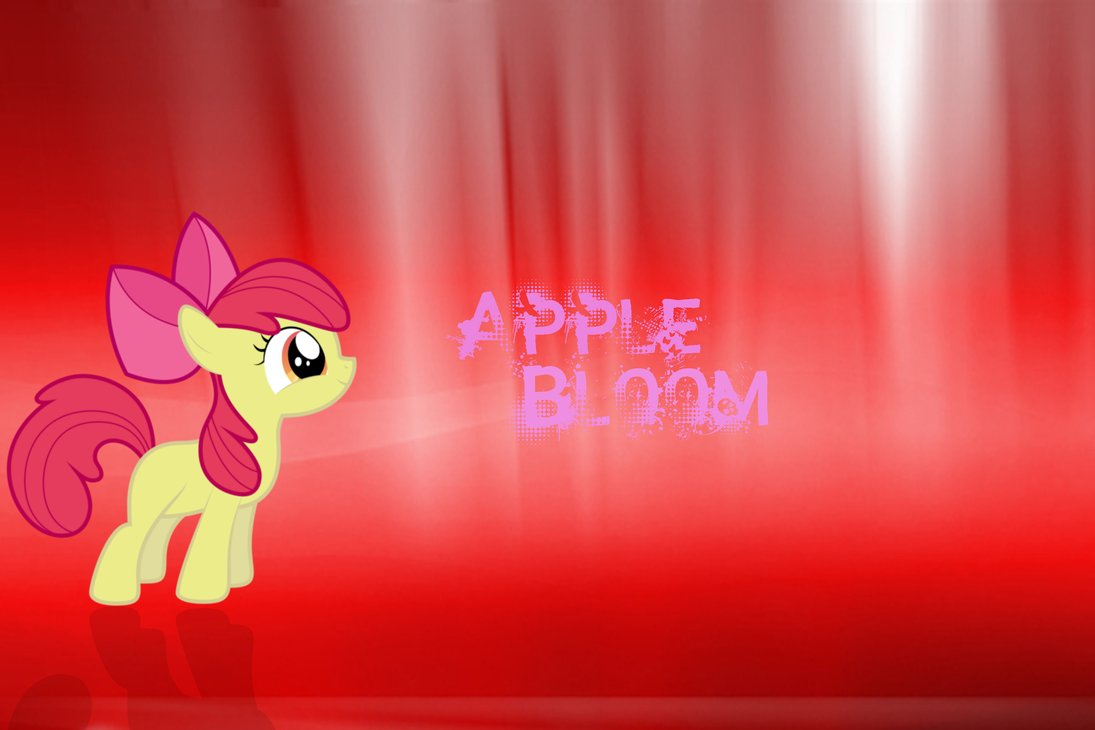 Apple Bloom Wallpaper by hxcravers 1095x730