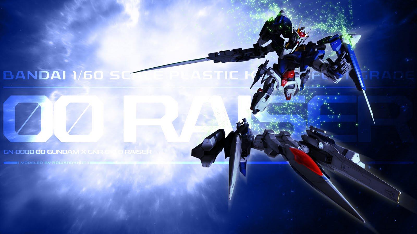 wallpaper Wallpaper De Gundam 00 1600x900