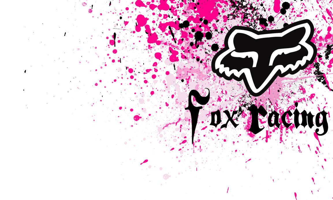 Fox Racing Pink by KelseySparrow67 1153x692