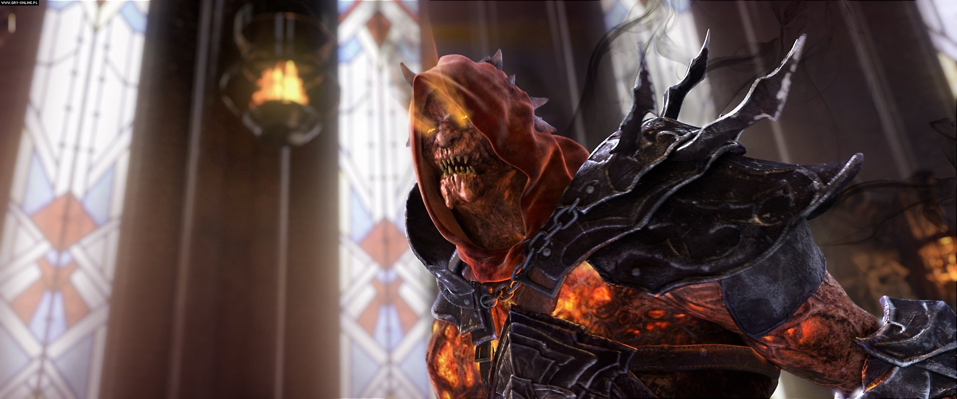 Free Download Video Game Lords Of The Fallen Wallpaper 1920x800