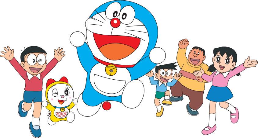 96+ Doraemon And Friends Wallpaper 2017 on WallpaperSafari