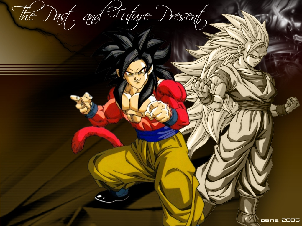and a saiayan who goes out on a journey to find dark dragon balls 1024x768