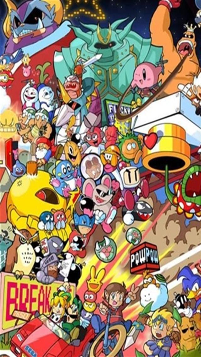 50 Nintendo Iphone 6 Wallpaper On Wallpapersafari