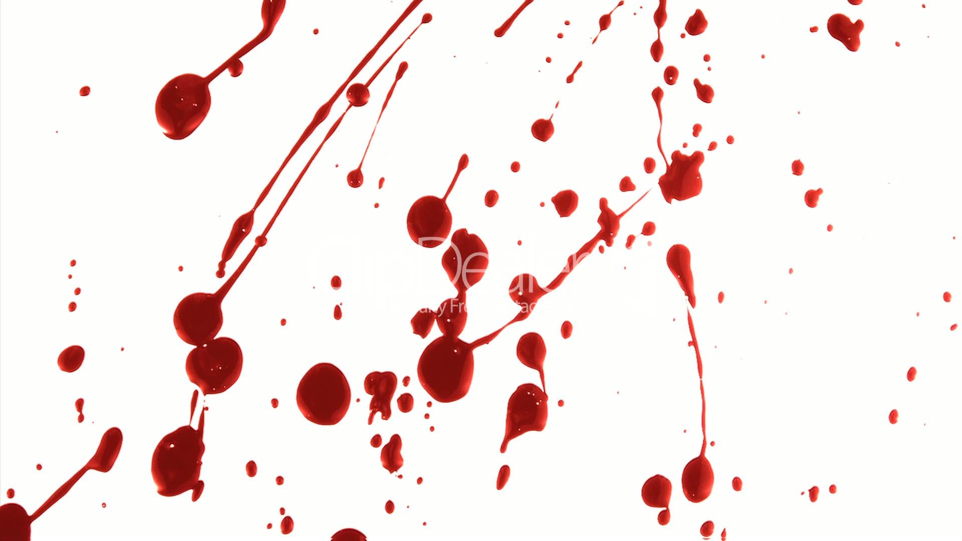 Dexter Wallpaper Blood Splatter on Watercolor Heart
