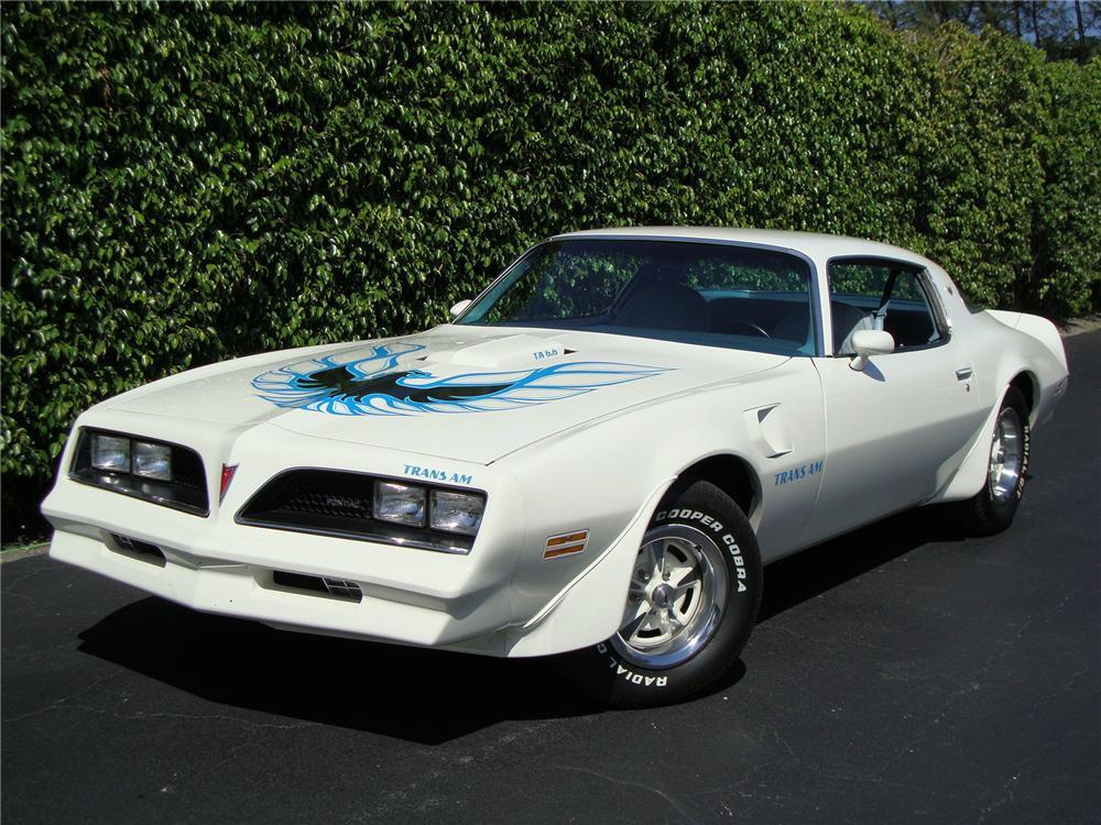 1977 Pontiac Trans Am By Pinkees Rod Shop 1000x750