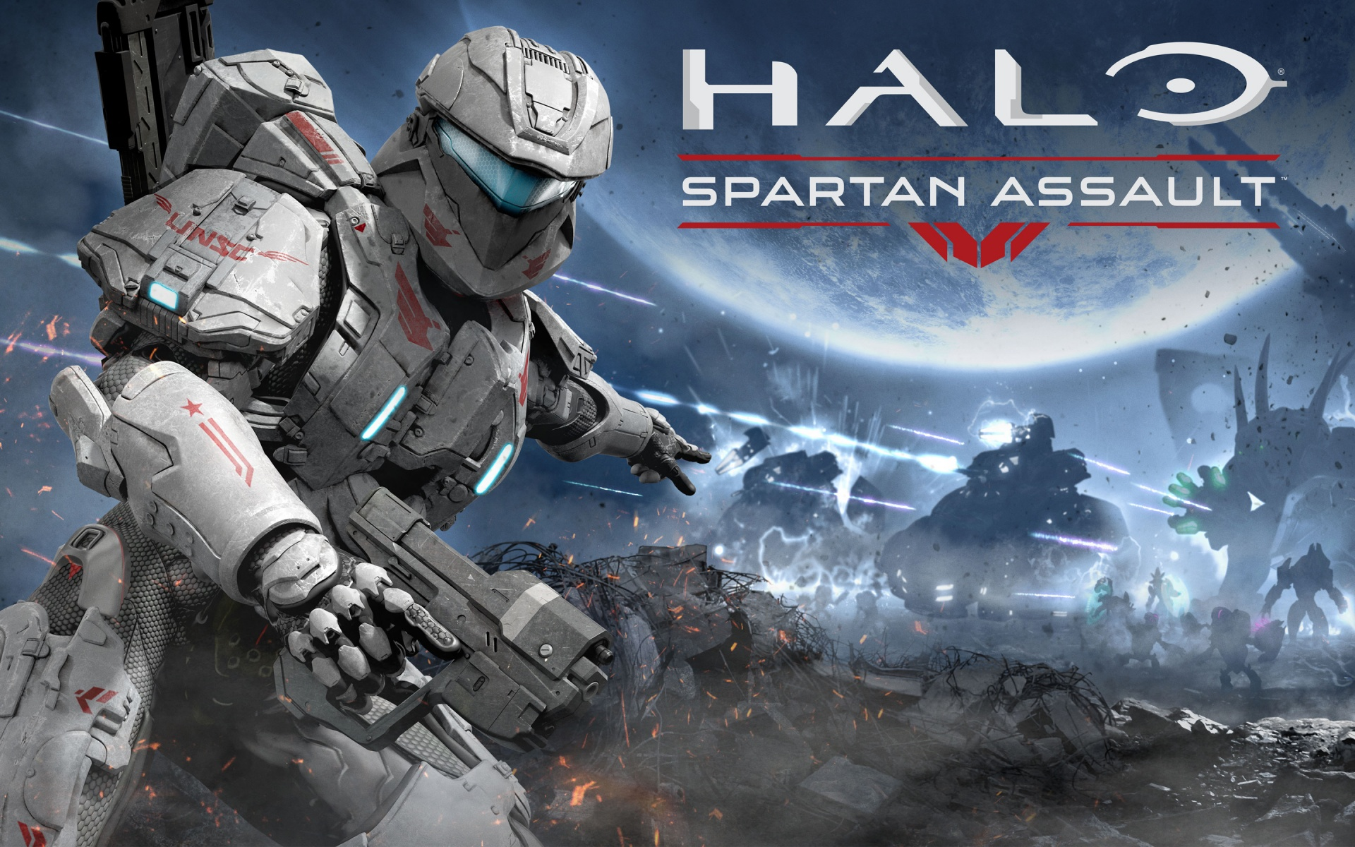 Halo Spartan Assault Game Wallpapers HD Wallpapers 1920x1200