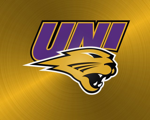 University of Northern Iowa Panthers Logo Wallpapers all monitor 640x512