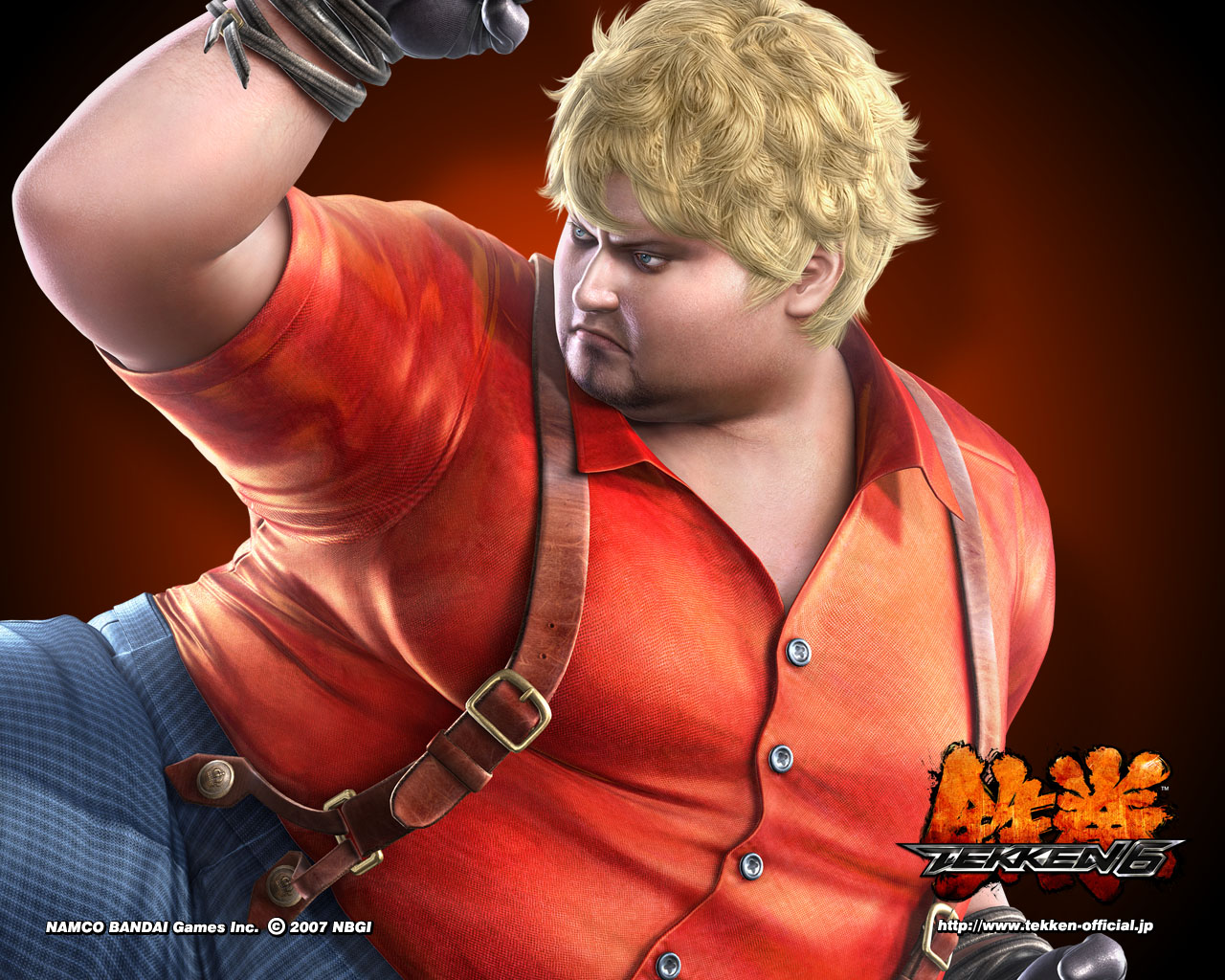 HD wallpapers All Characters of Tekken 6 Game HD Wallpapers in 1280x1024