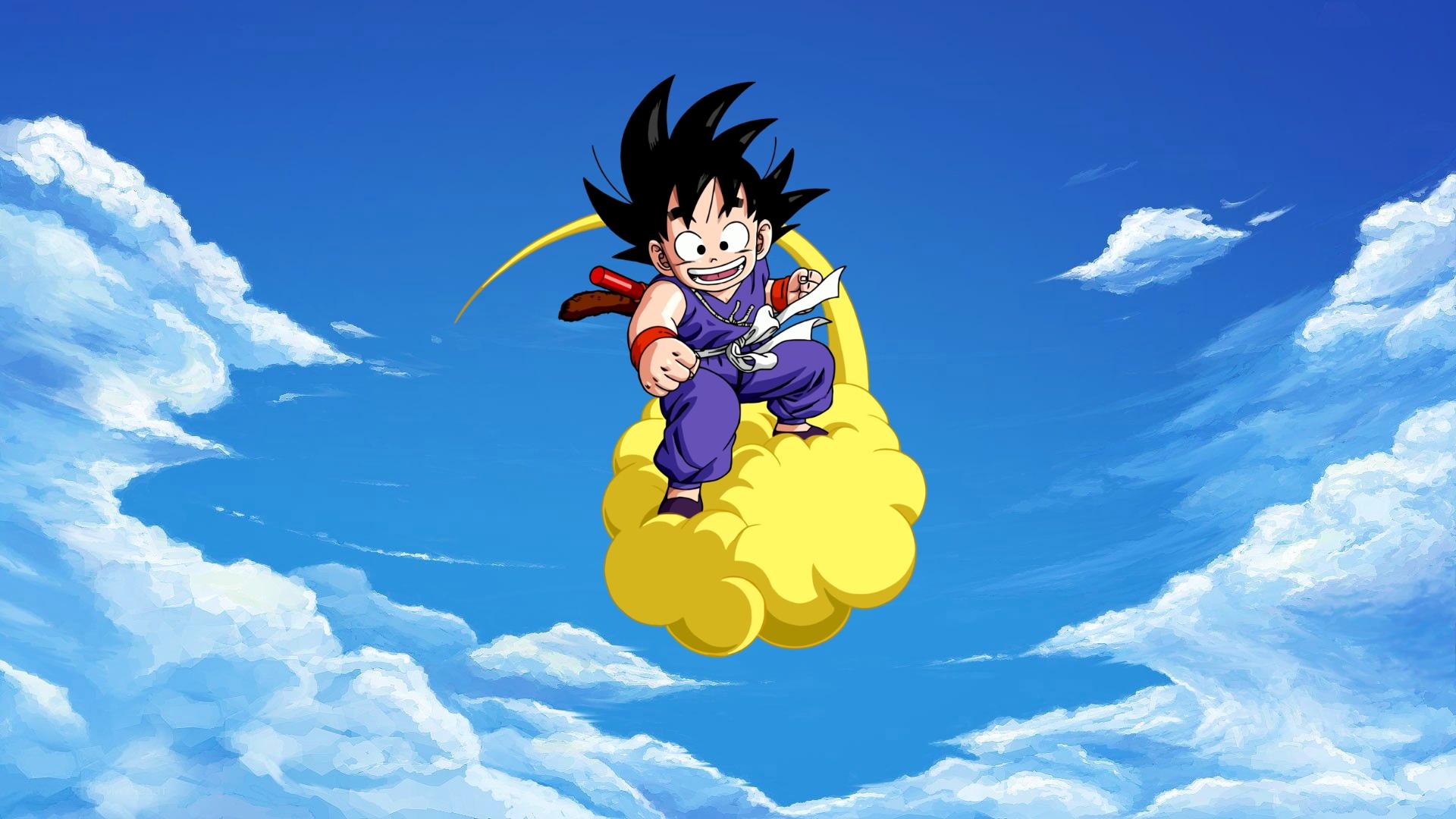 Kid Goku Wallpaper 1920x1080
