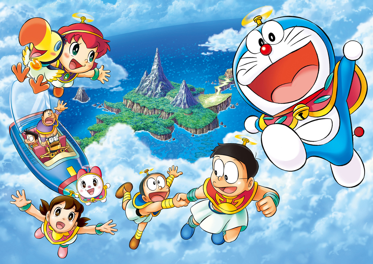 Unduh 420 Wallpaper Doraemon Hd 3d HD Terbaru