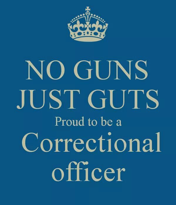 Pin by John Massey on Correctional Officers Pinterest 600x700