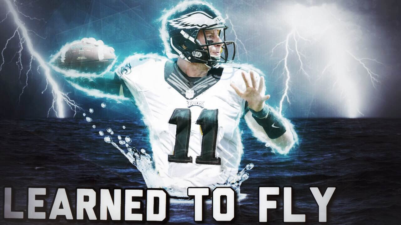 Download Carson Wentz LEARNED TO FLY High School to the NFL 1280x719