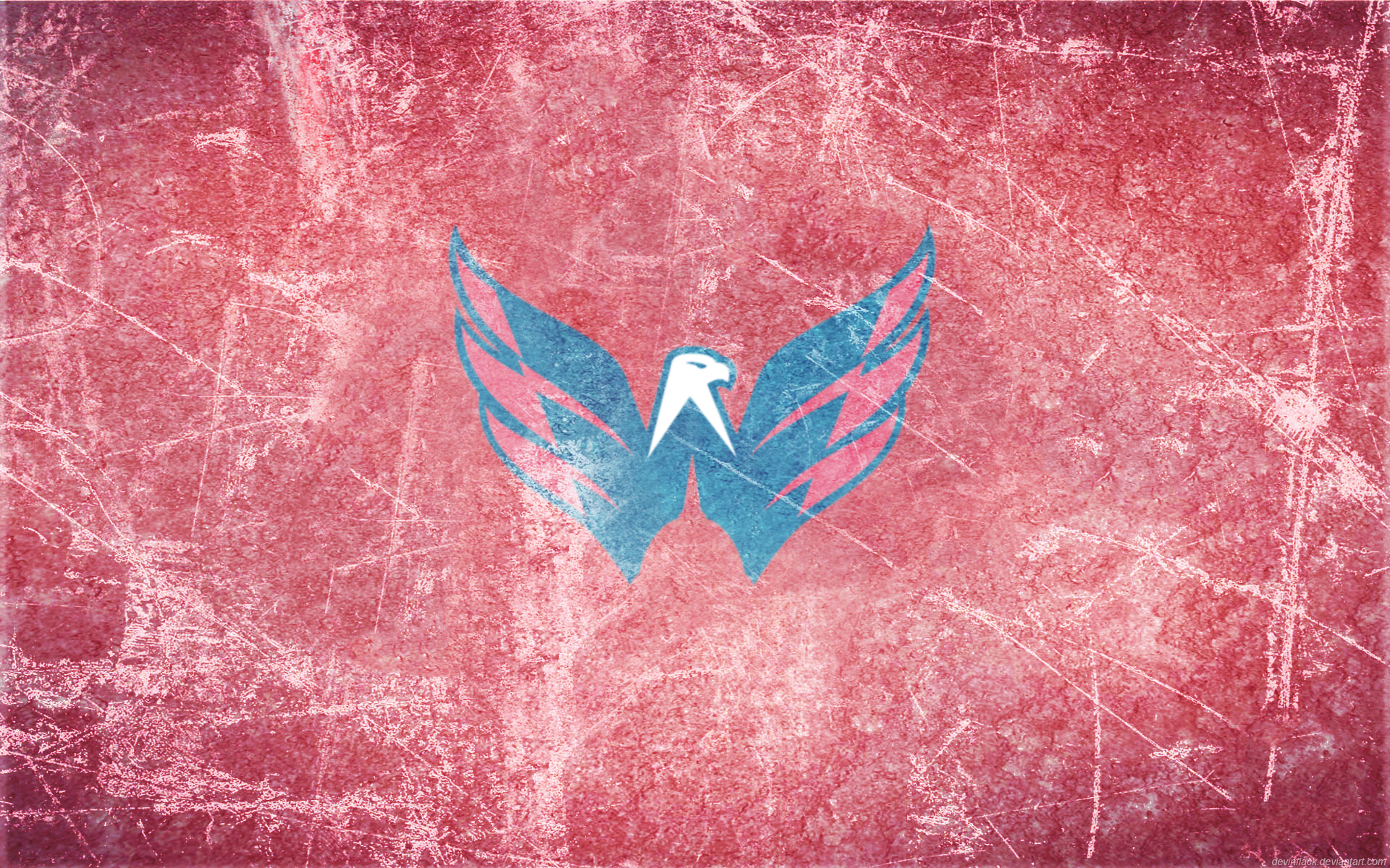 Capitals Ice Wallpaper by DevinFlack 1920 x 1200 1920x1200