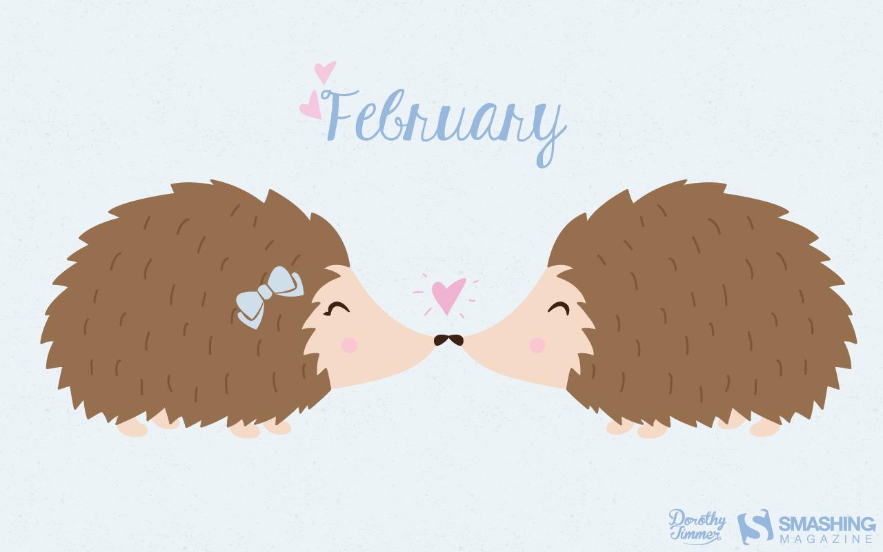 Desktop Wallpaper Calendars February 2015   Print2Web 1280x800
