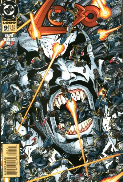 Lobo Vol 2 9   DC Comics Database 400x591