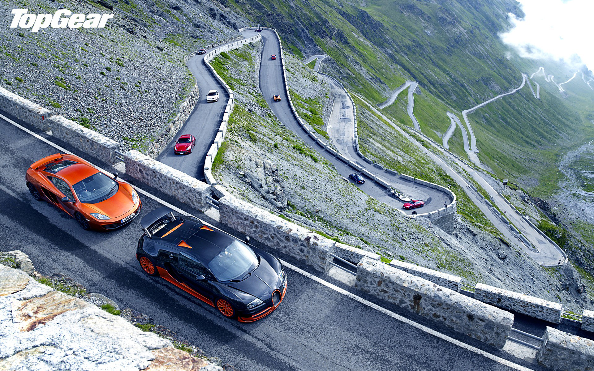 enjoy and one last set of top gear wallpapers to post parts one and - Bugatti Veyron Super Sport Top Gear Wallpaper