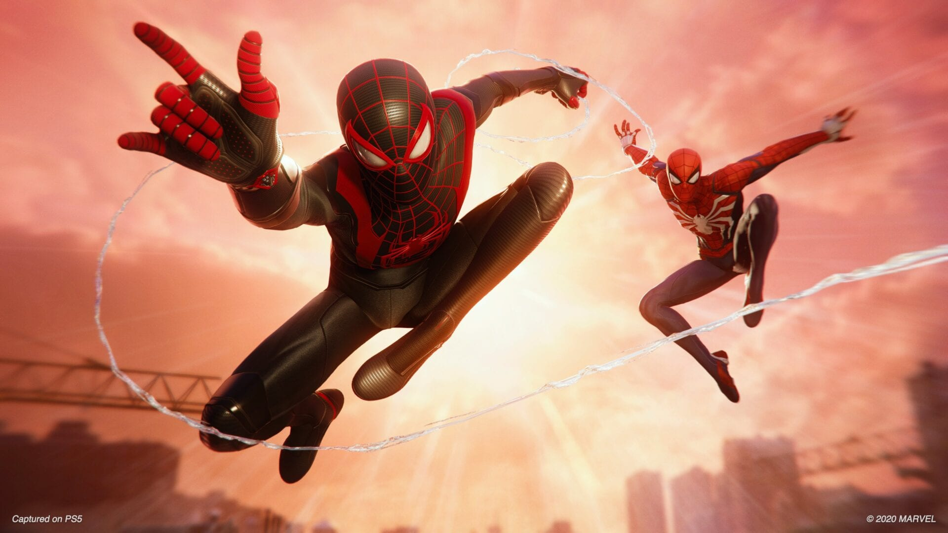 The Best Thwipin Miles Morales Wallpapers Around 1920x1080