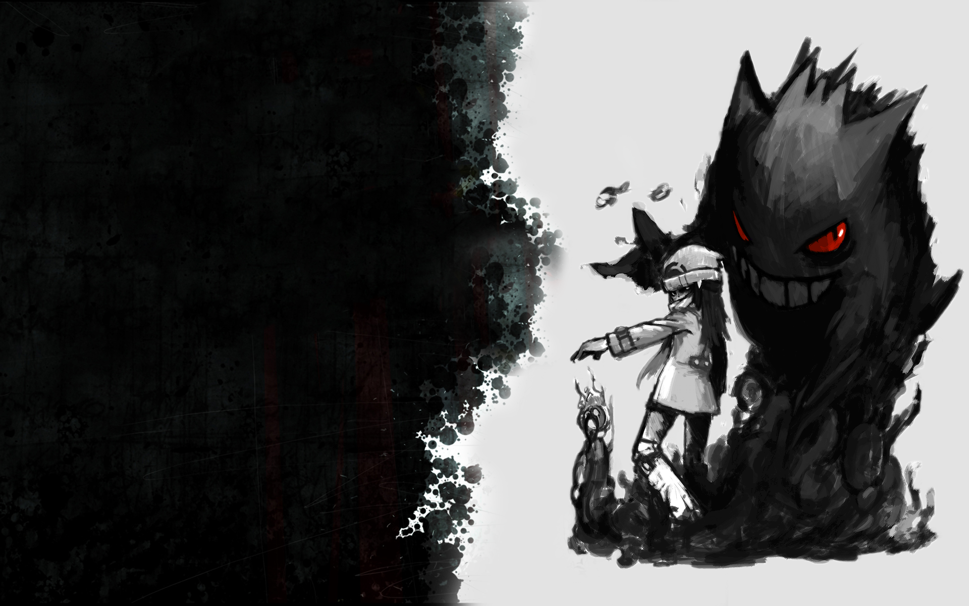 Wallpaper for your desktop s wallpaper gengar wallpaper high - Pokemon Gengar Wallpaper 1920x1200 Pokemon Gengar