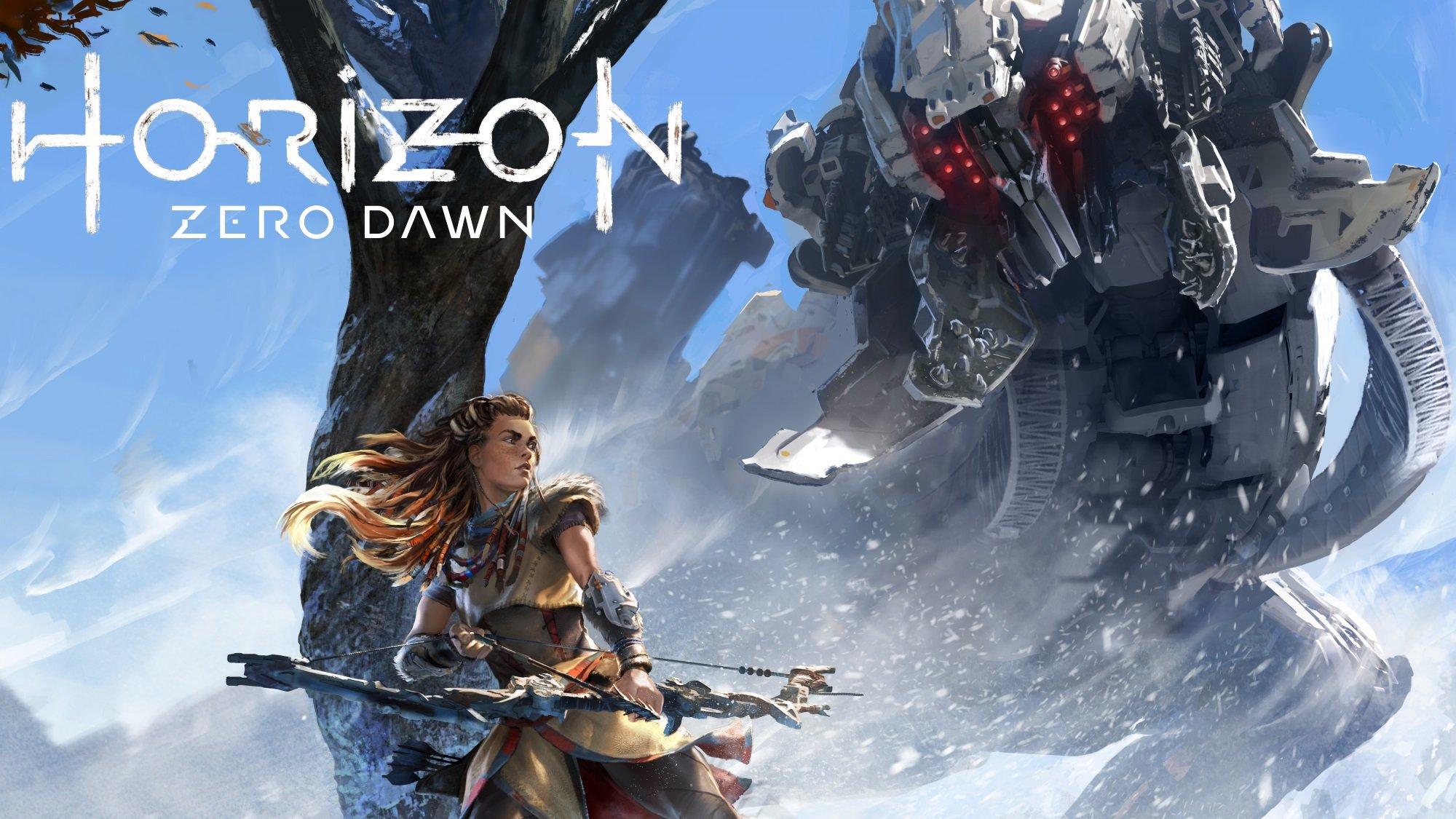 Free Download Horizon Zero Dawn Wallpaper 2000x1125 For Your