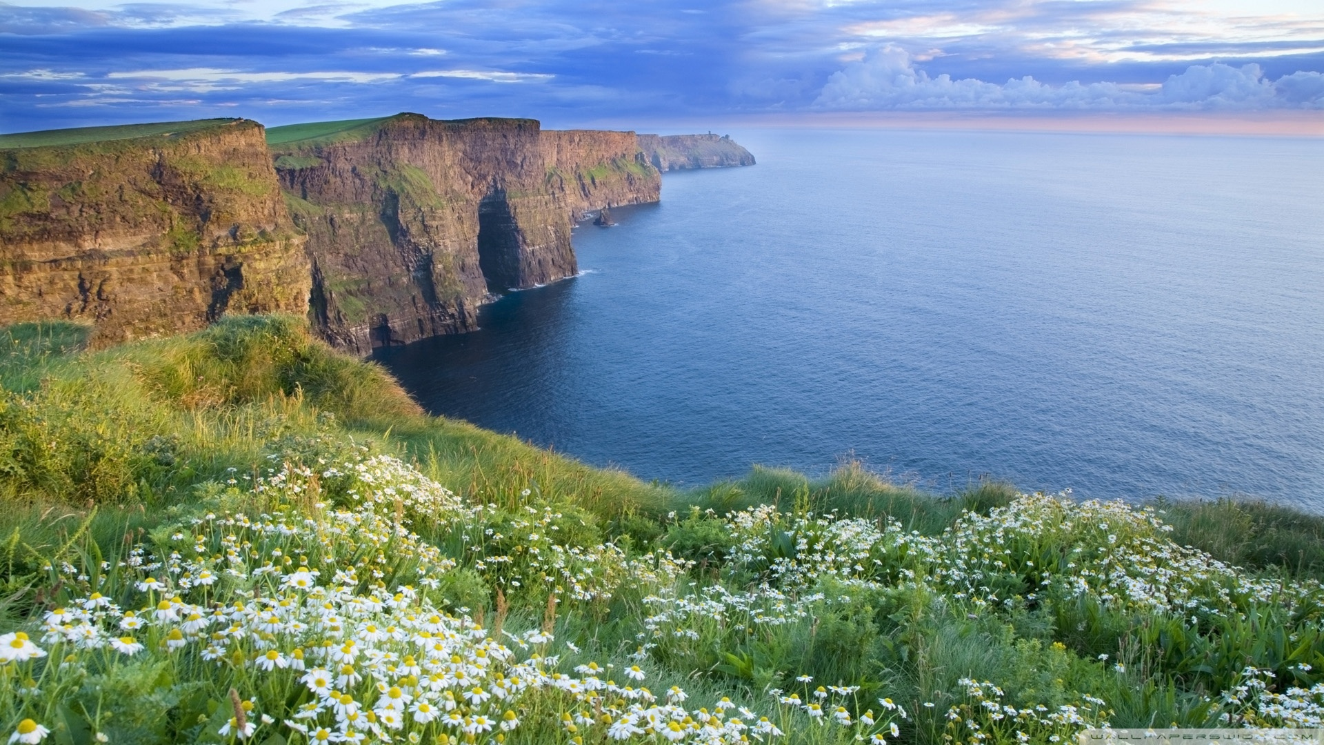 ireland background wallpaper