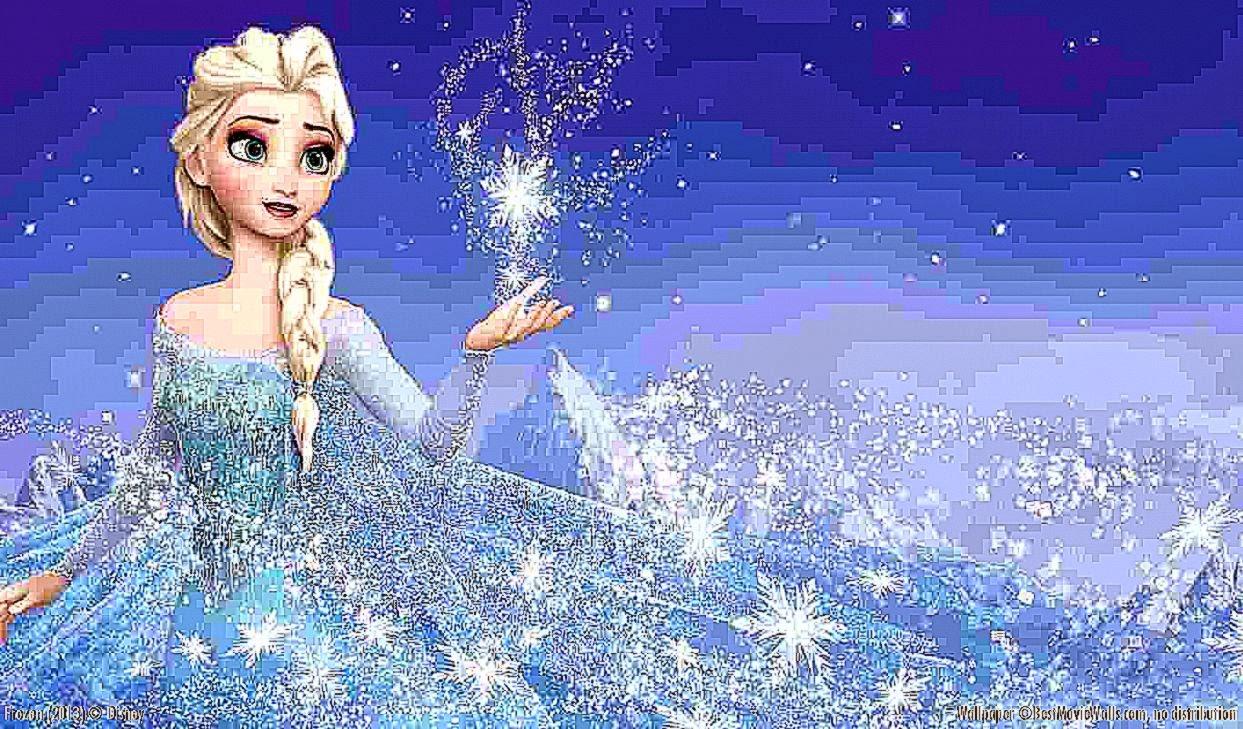 Eisprinzessin Elsa