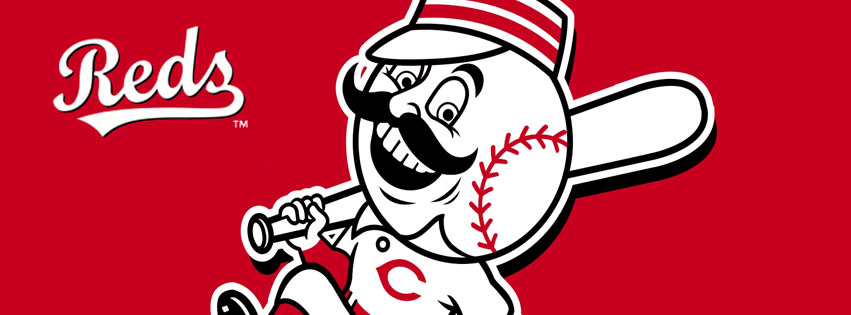 Cincinnati Reds by DevilDog360 851x315