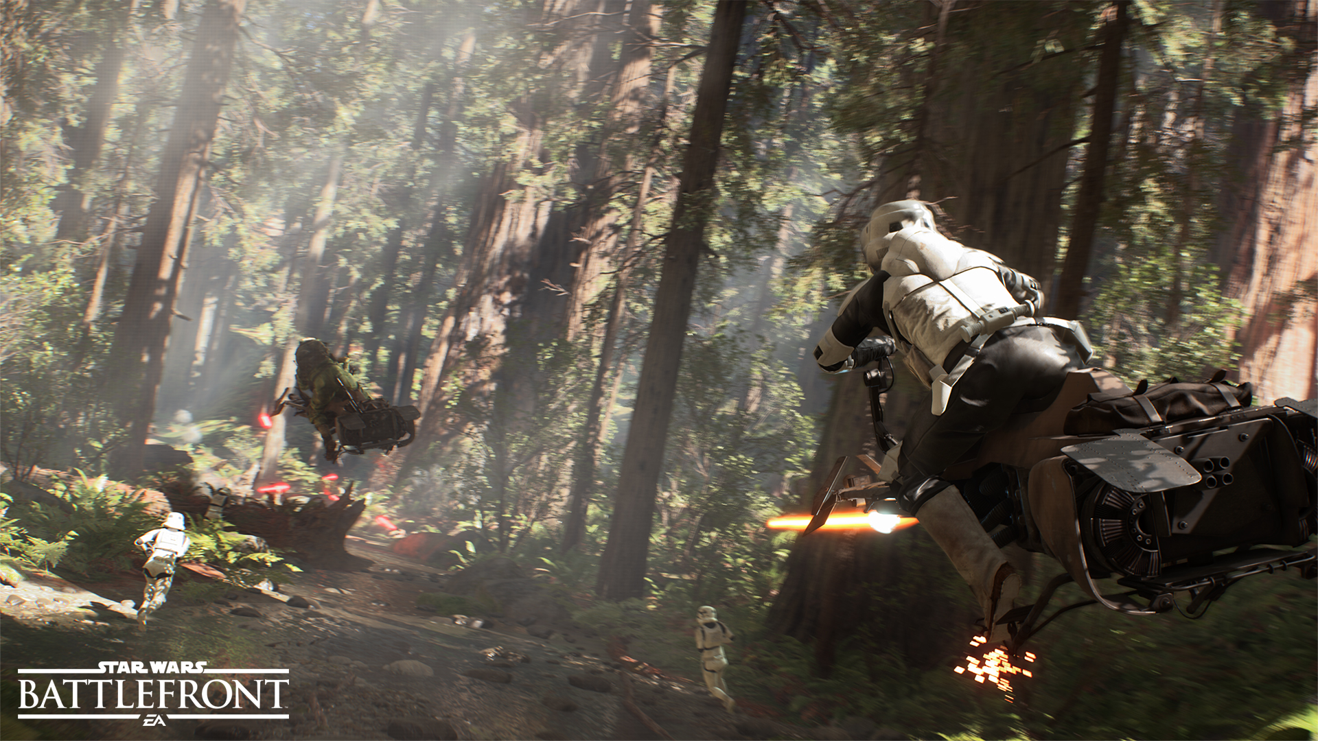 Star Wars Battlefront Gets New Info Number of Maps Frame Rate 1920x1080