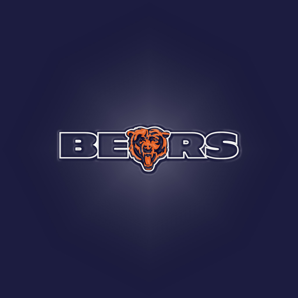 de Chicago Bears wallpaper Fondos de pantalla de Chicago Bears 1024x1024