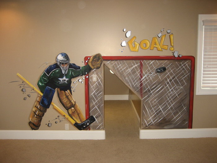 Hockey Wallpaper Murals Wallpapersafari