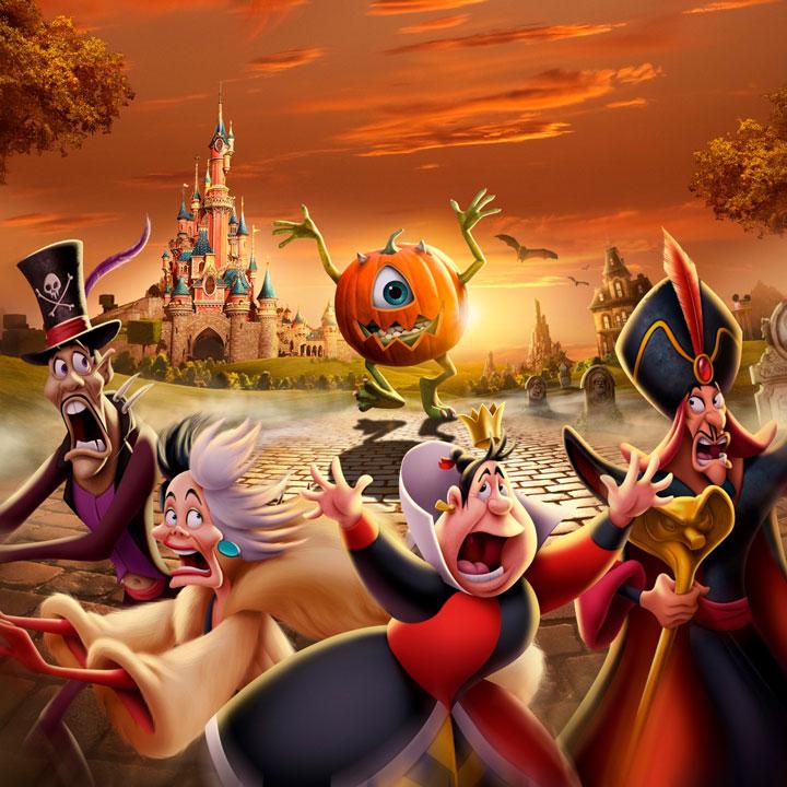 Disneyland Paris Terrorific 720x720